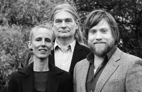 Lara Mallien, Johannes Heimrath, Matthias Fersterer (v. l. n. r.)